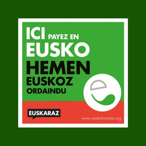 Eusko monnaie du pays basque